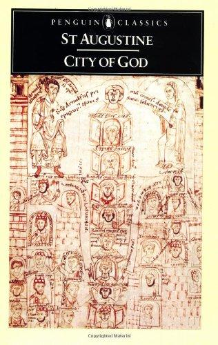 9780140444261: City of God (Penguin Classics)
