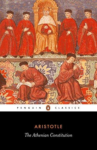9780140444315: The Athenian Constitution (Penguin Classics)