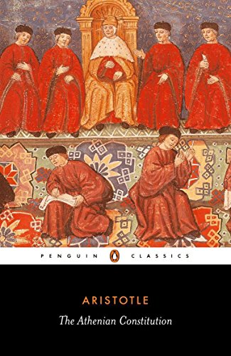 9780140444315: The Athenian Constitution (The Penguin classics)