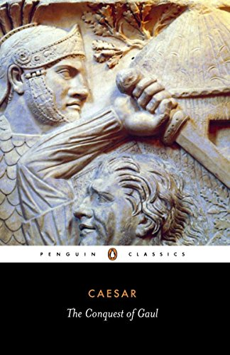 9780140444339: The Conquest of Gaul (Classics)