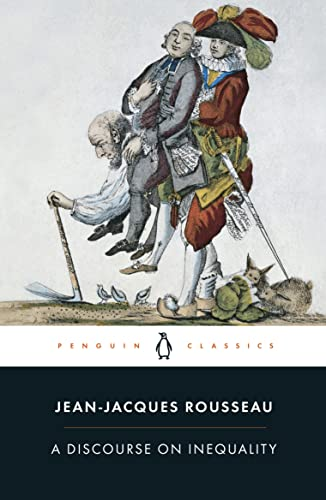 9780140444391: A Discourse on Inequality (Penguin Classics)
