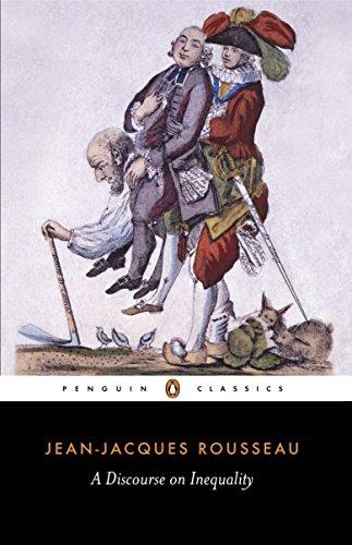 A Discourse on Inequality (Penguin Classics): Rousseau, Jean-Jacques, Cranston,