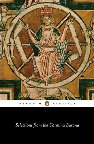9780140444407: Selections from the Carmina Burana: A New Verse Translation (Penguin Classics)