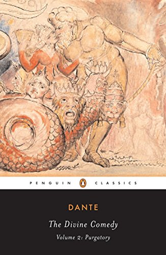The Divine Comedy Volume II: Purgatory (Penguin Classics)