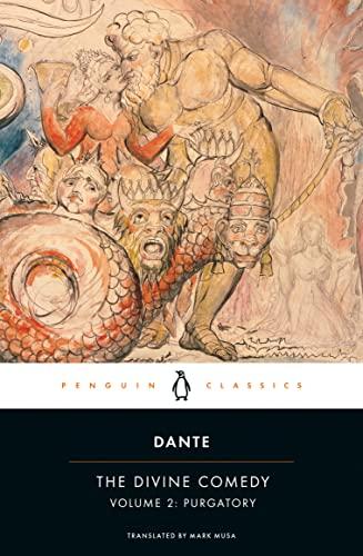 9780140444421: The Divine Comedy, Vol. II: Purgatory