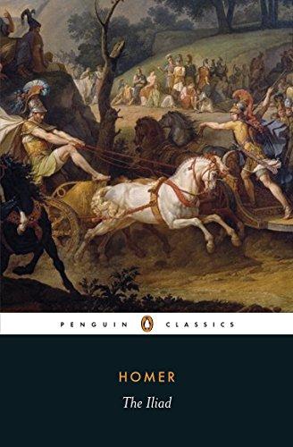 9780140444445: The Iliad: New Prose Translation (Classics)