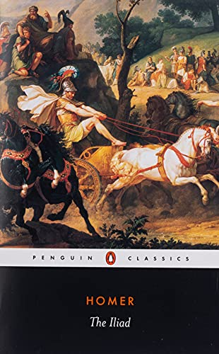 9780140444445: The Iliad: New Prose Translation (Classics)