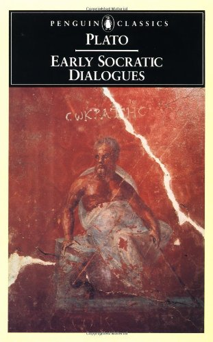 9780140444476: Early Socratic Dialogues (Penguin Classics)