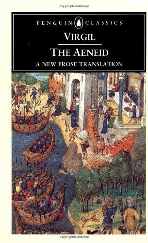9780140444575: The Aeneid: A New Prose Translation (Classics)