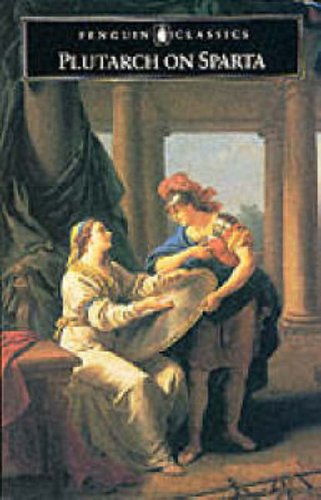 9780140444636: Plutarch on Sparta (Penguin Classics)