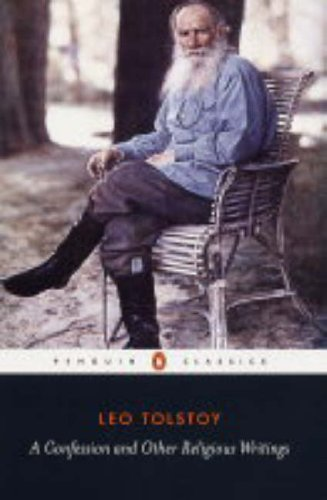 9780140444735: A Confession and Other Religious Writings (Penguin Classics)