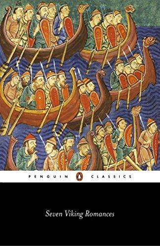 9780140444742: Seven Viking Romances (Classics)