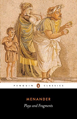 9780140445015: Plays and Fragments (Penguin Classics)