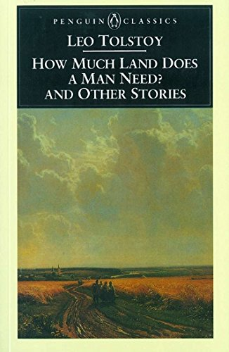 9780140445060: How Much Land Does a Man Need? and Other Stories (Penguin Classics)
