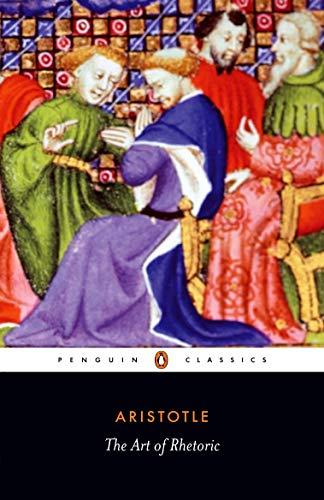 9780140445107: The Art of Rhetoric (Penguin Classics)