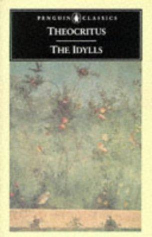 9780140445237: The Idylls (Classics)