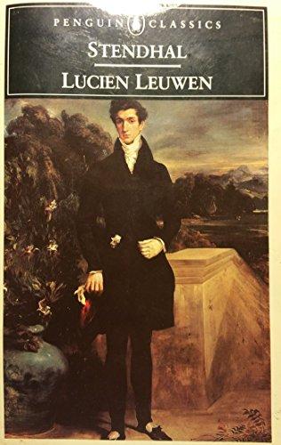 9780140445251: Lucien Leuwen (Penguin Classics)