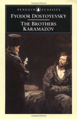 9780140445275: The Brothers Karamazov: A Novel in Four Parts And an Epilogue