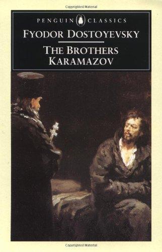 9780140445275: The Brothers Karamazov (Penguin Classics)