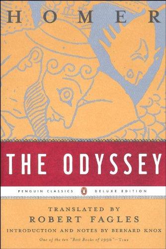 9780140445299: The Odyssey