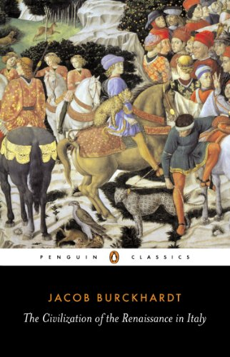 9780140445343: The Civilization of the Renaissance in Italy (Penguin Classics)