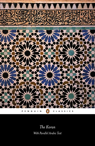 9780140445428: The Koran: With Parallel Arabic Text (Classics)