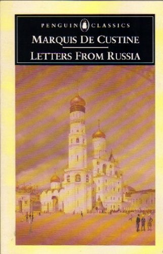 9780140445480: Letters from Russia (Penguin Classics)
