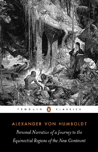 9780140445534: Personal Narrative of a Journey to the Equinoctial Regions of the New Continent (Penguin Classics)