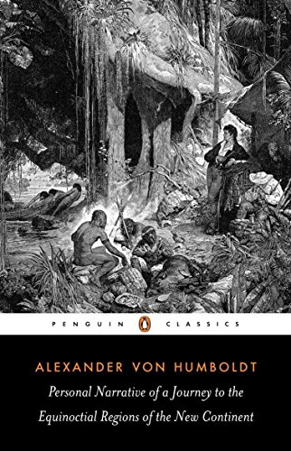 9780140445534: Personal Narrative of a Journey to the Equinoctial Regions of the New Continent: Abridged Edition (Penguin Classics)