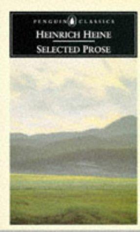 9780140445558: Selected Prose (Penguin Classics)