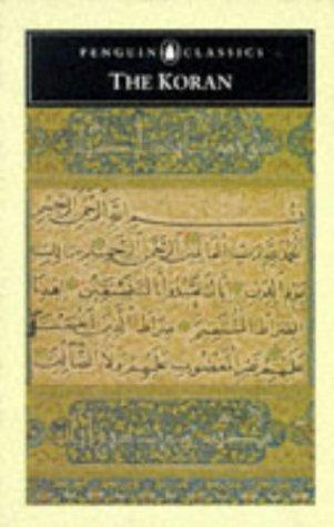 9780140445589: The Koran (Penguin Classics)