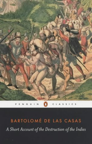 9780140445626: A Short Account of the Destruction of the Indies (Penguin Classics)