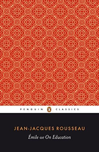 9780140445633: Emile; or On Education (Classics)