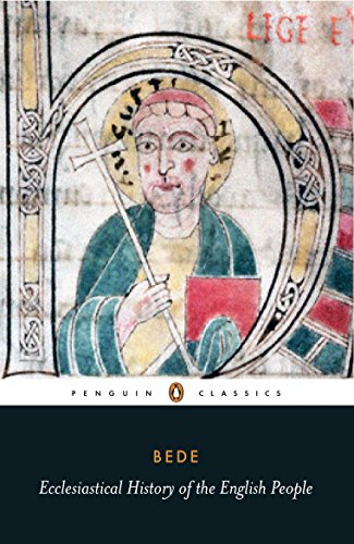 9780140445657: Ecclesiastical History of the English People: With Bede's Letter to Egbert and Cuthbert's Letter on the Death of Bede