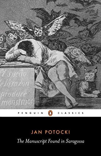 9780140445800: The Manuscript Found in Saragossa (Penguin Classics)