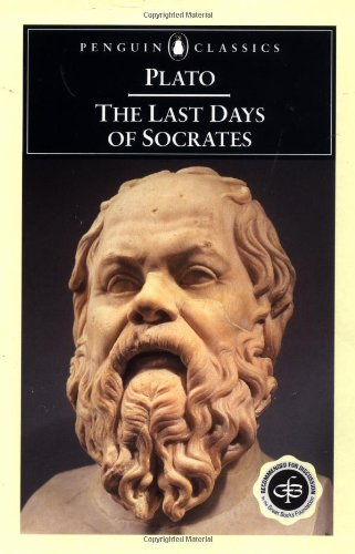 9780140445824: The Last Days of Socrates: Euthyphro; The Apology; Crito; Phaedo (Penguin Classics)