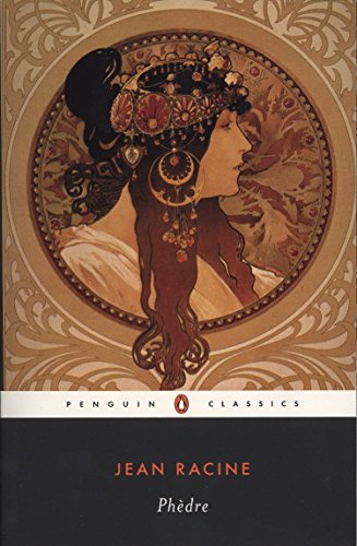 9780140445916: Phedre: Dual Language Edition (Penguin Classics) (French Edition)