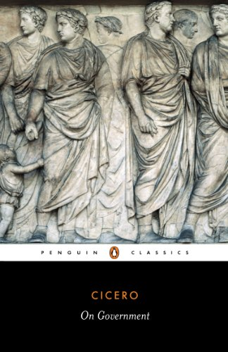 On Government (Penguin Classics): Cicero, Marcus Tullius