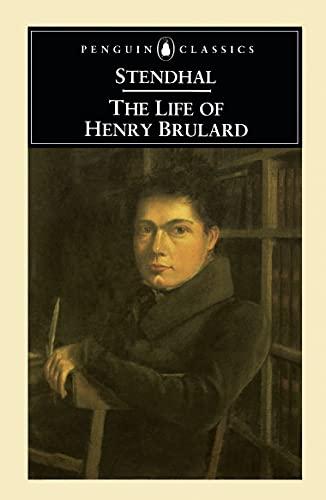 9780140446111: The Life of Henry Brulard (Penguin Classics)