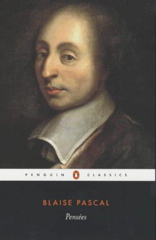 9780140446456: Pensees (Penguin Classics)