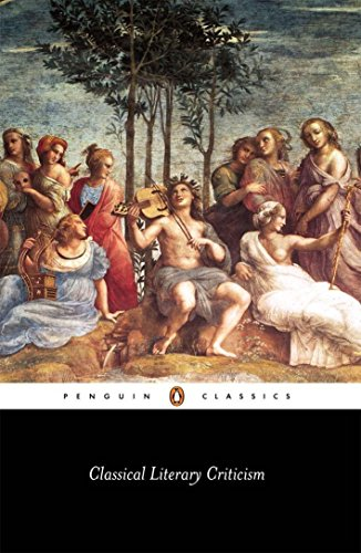 9780140446517: Classical Literary Criticism: Plato: Ion; Republic 2-3, 1; Aristotle: Poetics; Horace: The Art of Poetry; Longinus: On the Sublime (Penguin Classics)