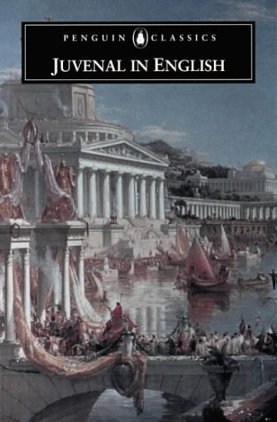 9780140446562: Juvenal in English (Penguin Classics: Poets in Translation)