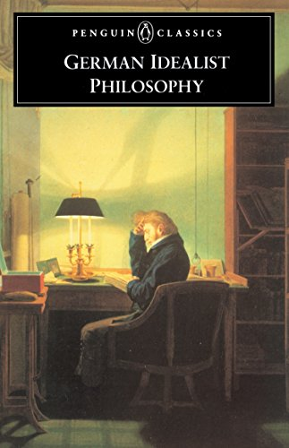 9780140446609: German Idealist Philosophy (Penguin Classics)