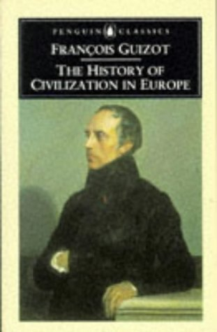 9780140446654: The History of Civilization in Europe (Penguin Classics)