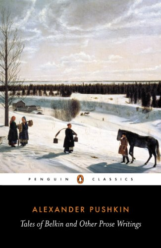 9780140446753: Tales of Belkin and Other Prose Writings (Penguin Classics)