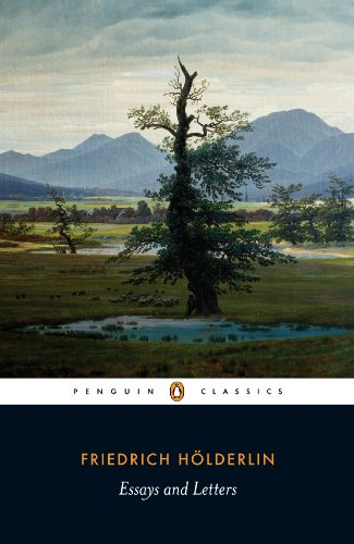 9780140447088: Essays and Letters. Friedrich Holderlin (Penguin Modern Classics)
