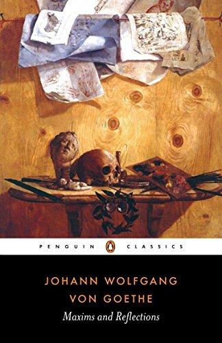 9780140447200: Maxims and Reflections (Penguin Classics)