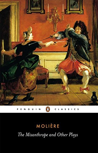 9780140447309: The Misanthrope and Other Plays: A New Selection (Penguin Classics)