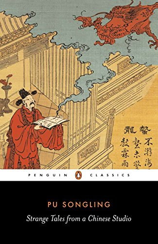 9780140447408: Strange Tales from a Chinese Studio (Penguin Classics)
