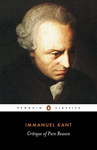 9780140447477: Critique of Pure Reason (Penguin Modern Classics)